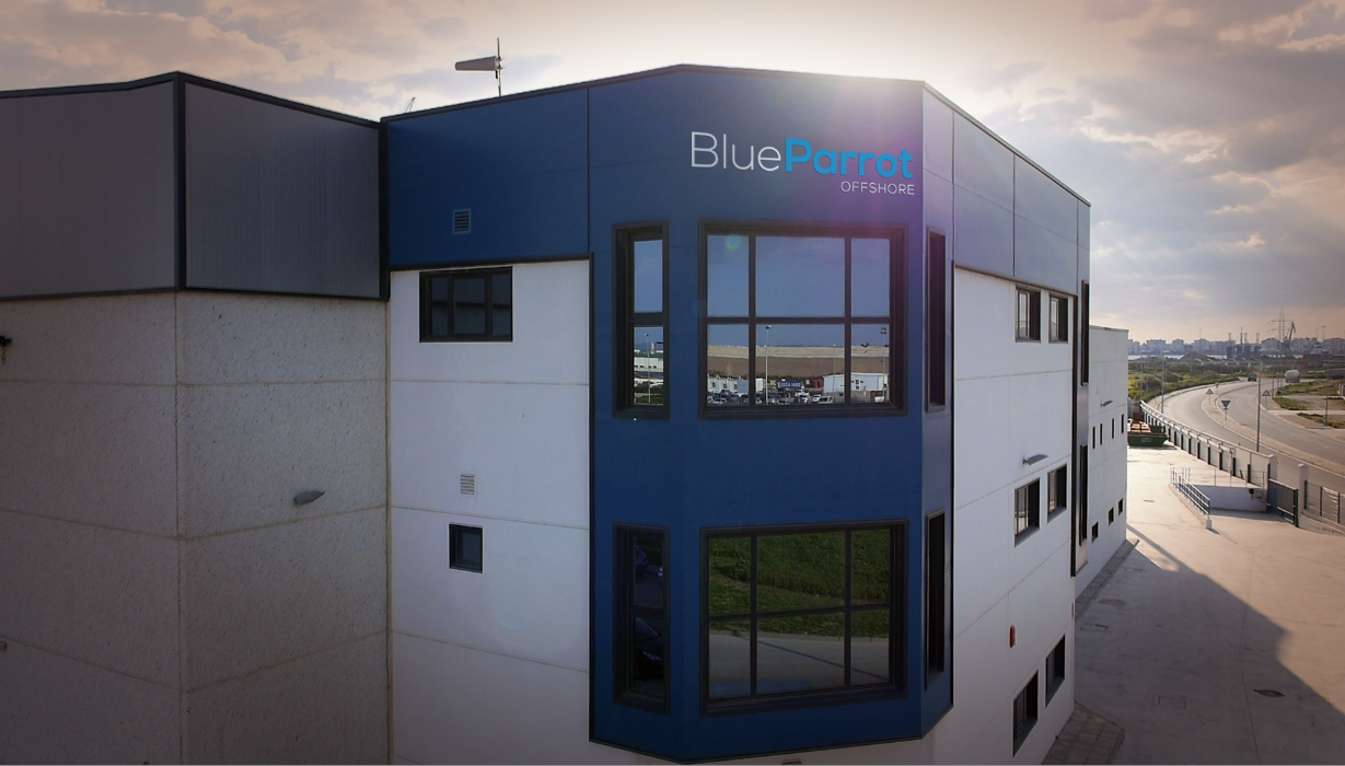 Headquaters-Blue-Parrot-Offshore